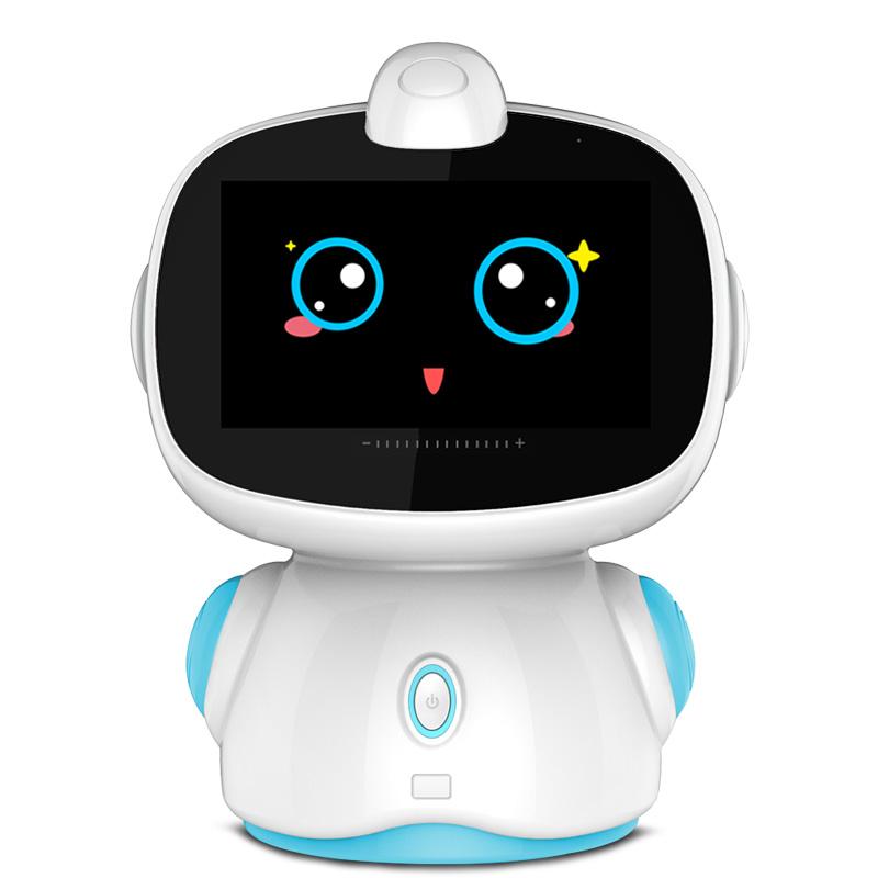 儿童智能早教机器人高科技语音对话金小帅男孩子跳舞教育陪伴玩具