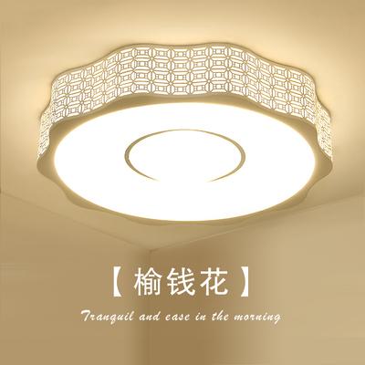 led卧室灯吸顶灯现代简约欧式大气餐厅阳台过道厨卫客厅灯具灯饰哪里便宜