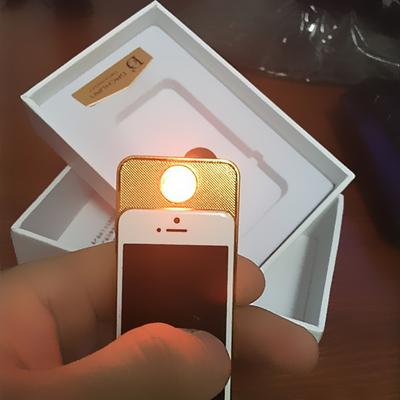 手机模型充气仿真防风打火机充电生日创意礼品礼物装逼包邮