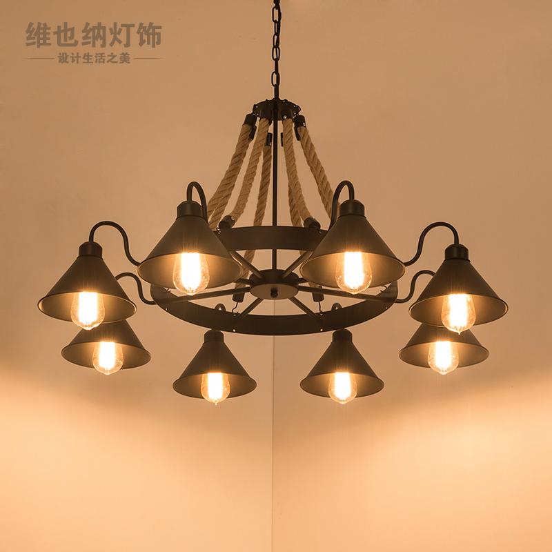 咖啡厅吊灯具灯饰