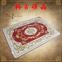 韩国韩吉地暖垫 移动碳晶地暖 电加热地毯 地热毯 地热垫 电热垫