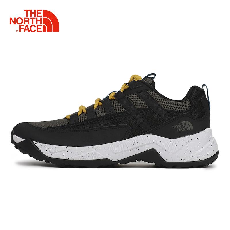 TheNorthFace北面跑步鞋男鞋秋冬季新款户外耐磨登山鞋耐磨徒步鞋