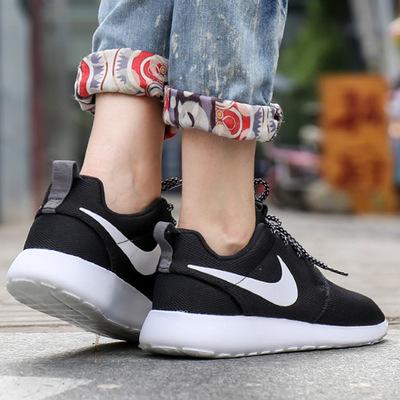 Nike耐克女鞋2018夏季新款休闲鞋奥利奥轻便缓震运动鞋板鞋844994
