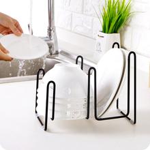 铁艺厨房置物架沥水碗架碗碟架放碗架子创意晾碗架沥水架收纳架