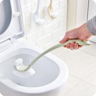 家用软毛马桶刷 卫生间坐便器清洁刷长柄厕所刷子洁厕刷 优思居
