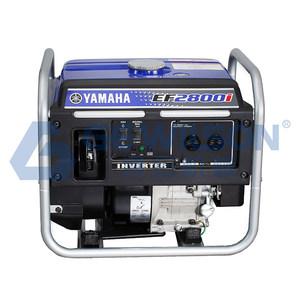 YAMAHA雅马哈变频汽油四冲程单相发电机2.8KW小型静音家用220V