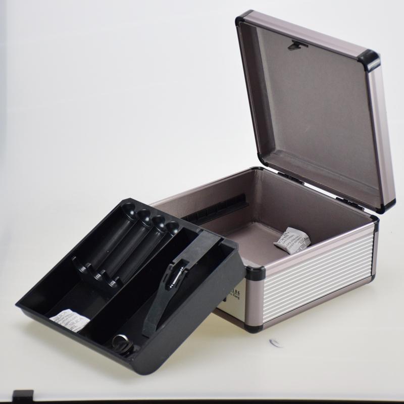 新款收银箱收银盒手提金库钱箱财务收款箱收银系统钱箱收银盒钱箱