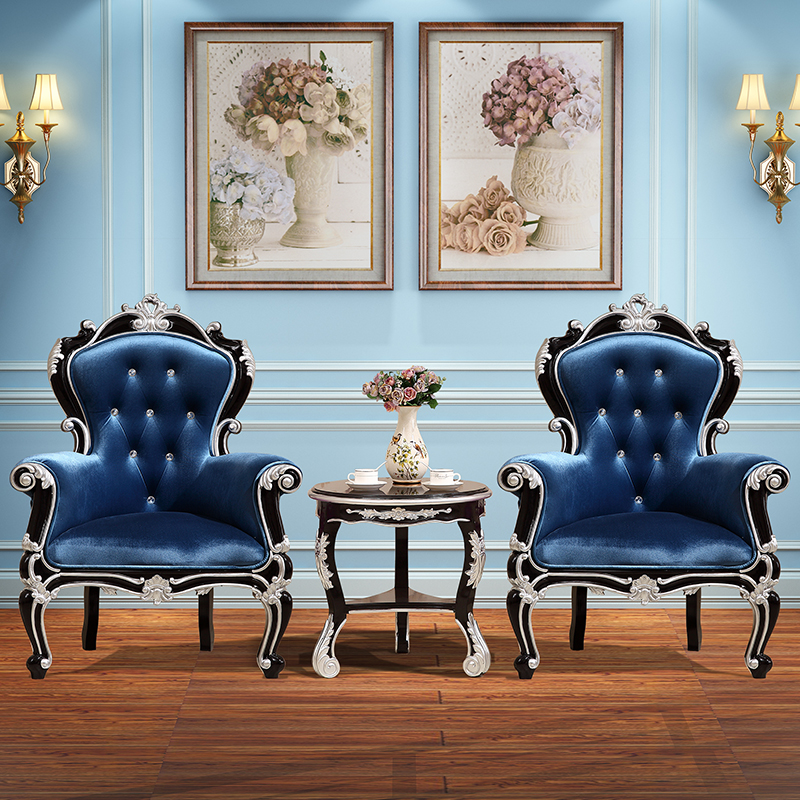 新古典休闲沙发椅
