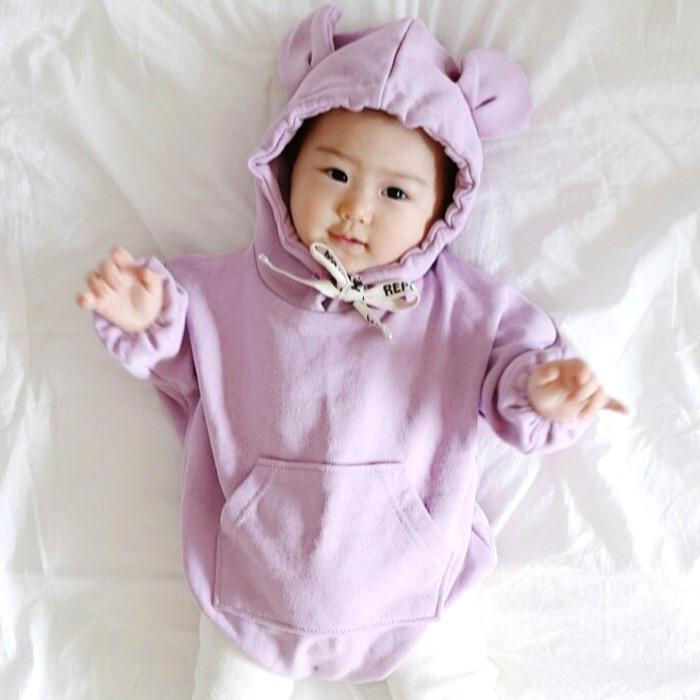 韓國小熊連體衣