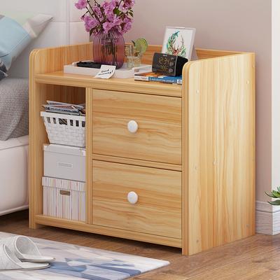 床头柜简约现代储物柜小柜子收纳柜宿舍卧室组装床边柜床柜经济型