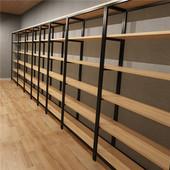 货架展示架化妆品展柜多功能货架置物架自由组合产品展示柜陈列柜