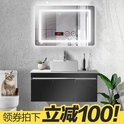 智能洗手盆柜