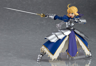figma Fate/stay night Saber 2.0 可动手办【1.31再版】