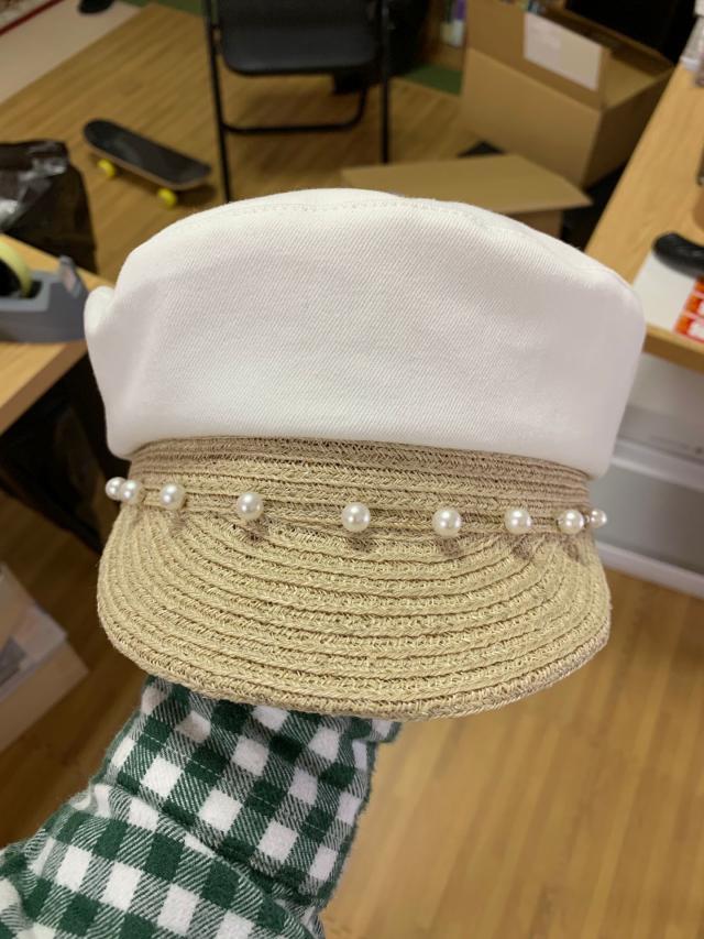 override Chapeau d' O系列19年款 珍珠海洋帽  雅歌日本代购  03