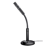 Computer Microphone Desktop Capacitance Mac Household Cable Recording Voice Microphone Game Live Broadcast McYY Game Anchor Mack Song Chat Equipment Cable Microphone F16