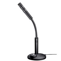 Computer microphone desktop computer dedicated condenser wheat home wired recording voice microphone game live mai YY game anchor Mike karaoke chat device wired microphone Kai learn F16