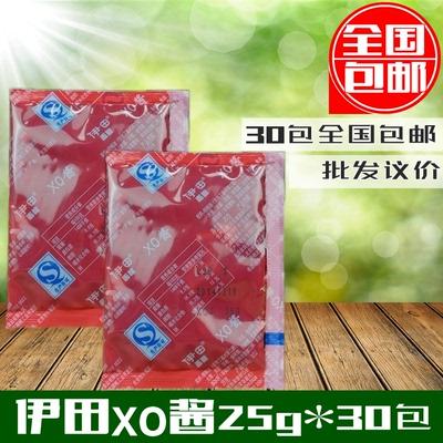 【企】伊田原味XO酱 25g*30包  拌面酱 车仔面酱 意面xo滋味酱