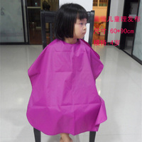 儿童理发围布剪头发围布小孩家用美剪发衣剃头挡碎发围脖裙