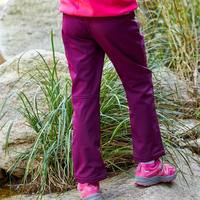 Pathfinder outdoor casual pants girls 18 autumn and winter outdoor female windproof warm soft shell pants QAMG94097