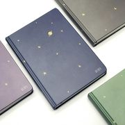 Korean version of A5 small prince simple fresh notes book color page hardcover this diary this illustration gift book