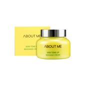 清洁毛孔祛黄去毒去角质霜150ml ME柠檬按摩膏 授权正品 韩国ABOUT图片
