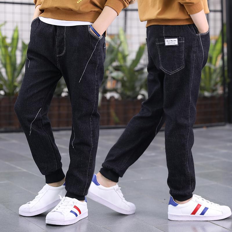 小孩男童牛仔裤