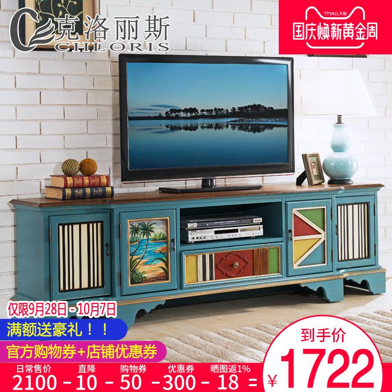韩欧式电视柜