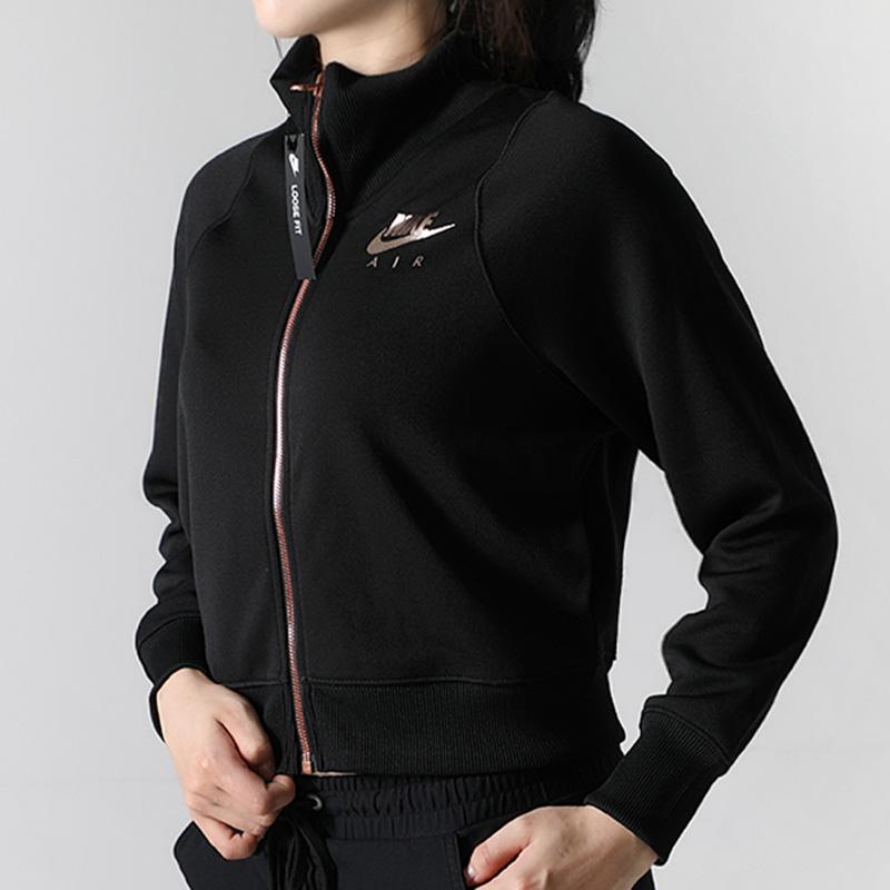 Nike耐克女装上衣2018秋季新款运动服跑步健身休闲外套夹克932056