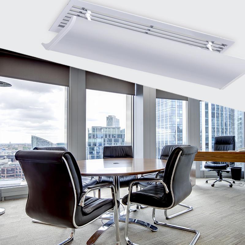 中央空调挡风板导风罩遮风防直吹办公室吸顶式方向出风口挡板通用