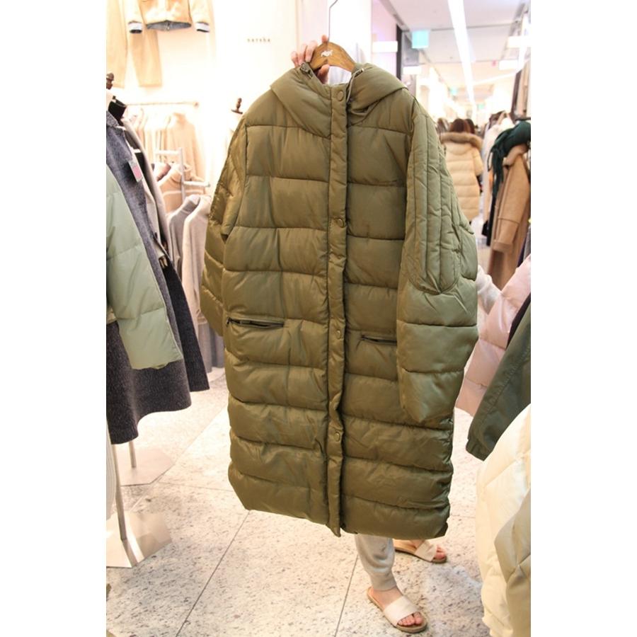 韩国东大门正品代购新款女装2018秋冬装女士时尚长袖插袋百搭棉服