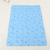 Baby baby soft ice gel mat children's bed cool mat summer kindergarten breathable nap mat mat mat