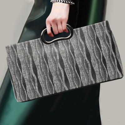 欧美时尚女士真皮手提包大容量手提女包单肩包民族风软皮斜挎大包