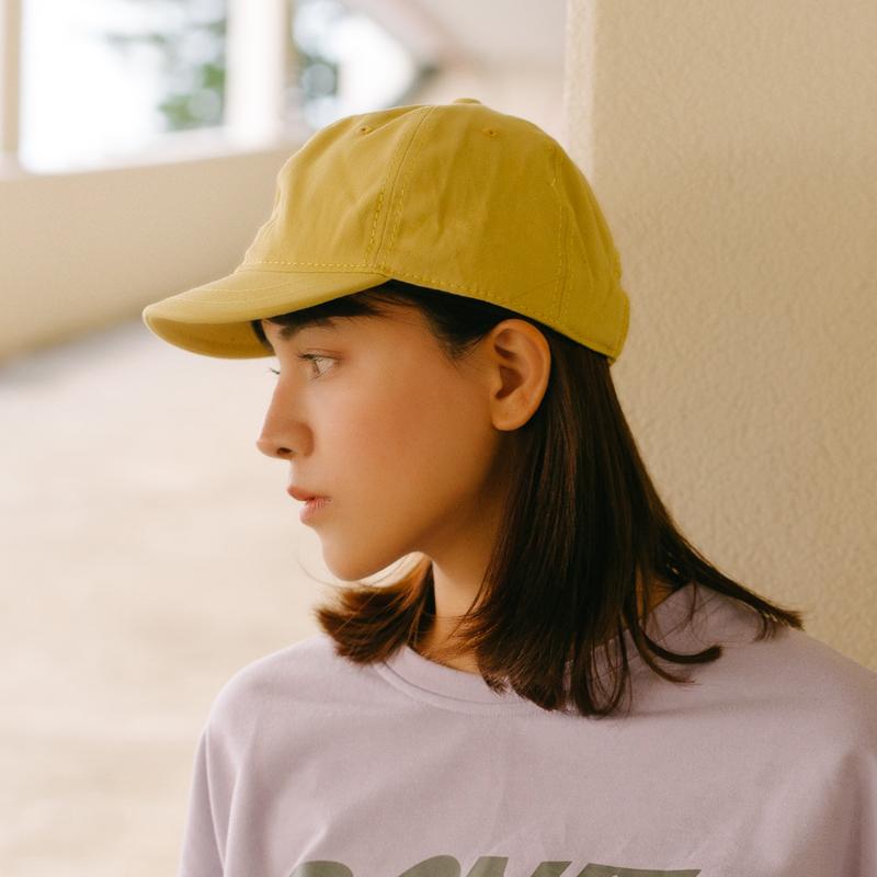 短檐棒球帽子男女