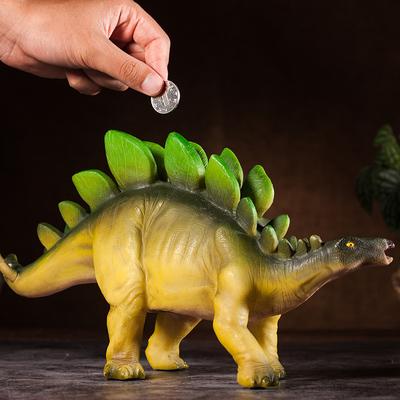 创意儿童存钱罐个性恐龙摆件卡通储钱罐时尚男孩零钱罐生日礼品