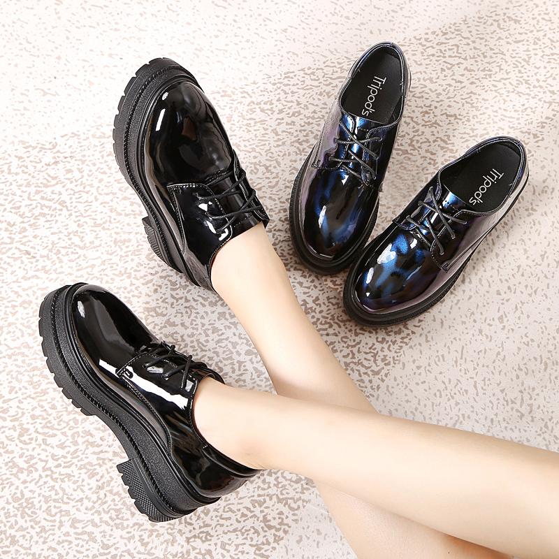 冬女鞋单鞋高跟