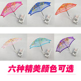 Children's mini toys cute decoration ultra-small umbrella craft show dance photography props classical lace embroidery