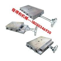Glissière à barre glissière à vis glissière à queue daronde glissoire glissoire glissoire glissoire à queue daronde petite table à chariot