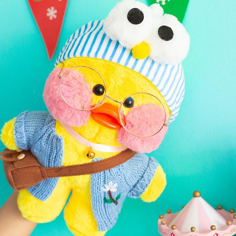 布娃娃鸭子