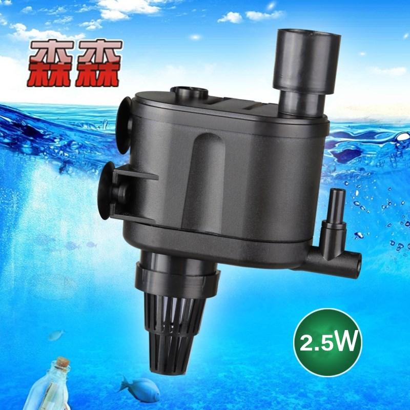 hqj-500g森森鱼缸水泵