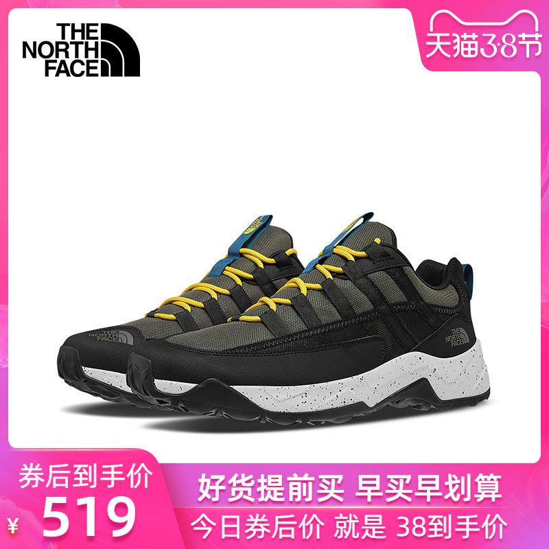 TheNorthFace北面男鞋经典款透气户外休闲运动徒步登山鞋潮 3V1I