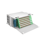 Yuexin 72-port single-mode optical fiber distribution frame ODF frame 72-core ODF disk ODF unit body FC full