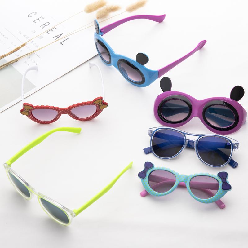 儿童眼镜 太阳镜 女