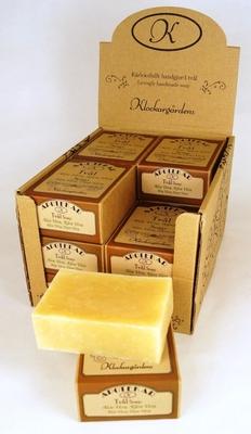 芦荟精油皂--Klockargårdens 克罗克花园 瑞典有机手工皂