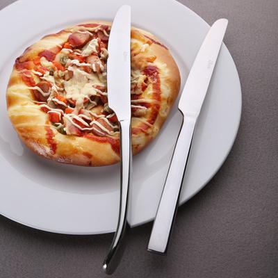 切牛排的刀具锋利小锯齿刀不锈钢主餐刀单个家用成人西餐刀甜品刀