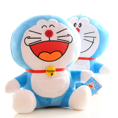 正版哆啦A梦公仔毛绒玩具大号叮当猫机器猫玩偶布娃娃生日礼物女
