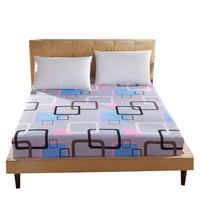 Bed 笠 毛 席 Sim Sims Bed Cover Cover Dust Cover Mattress Cover Single Bed Set Double Single Slip Sheet