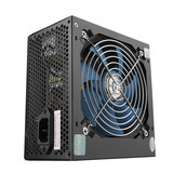 Jinhetian smart core 580GT computer mainframe power supply desktop power supply rated 400W peak 500W