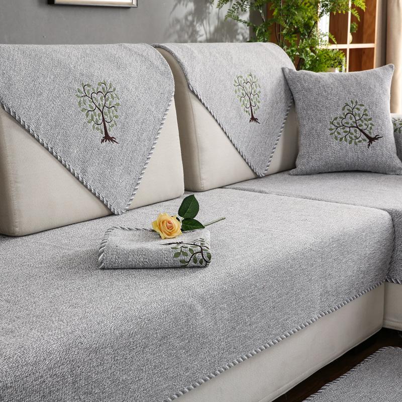 沙发垫编织