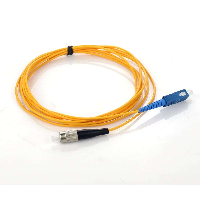 单模光纤跳线sc-fc家用延长线3 5 10 15米m网络跳线光钎光纤尾纤