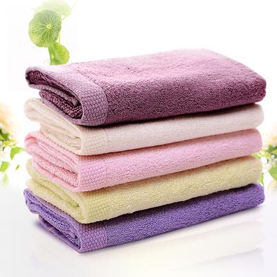 儿童竹纤维毛巾童巾学生洗脸擦脸洗澡小毛巾成人毛巾舒适吸水面巾